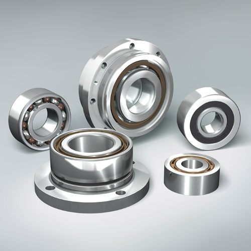 Angular Contact Ball Bearings, Deep Groove Ball Bearings, ACBB, DGBB, Double Row, Neuweg , Illustration,