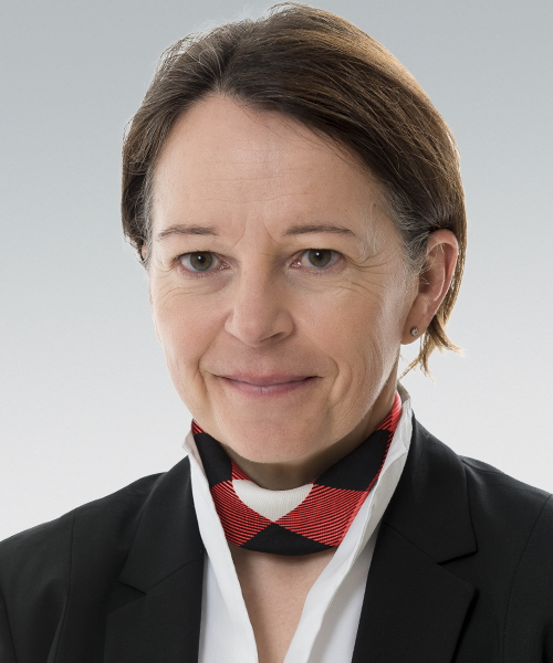 Beate Reimann, Chief Financial Officer and Head of ICT NSK Europe